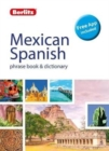 Berlitz Phrase Book & Dictionary Mexican Spanish (Bilingual dictionary) - Book