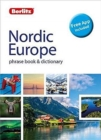 Berlitz Phrasebook & Dictionary Nordic Europe(Bilingual dictionary) - Book