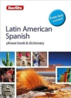 Berlitz Phrasebook & Dictionary Latin American Spanish(Bilingual dictionary) - Book