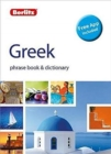 Berlitz Phrasebook & Dictionary Greek(Bilingual dictionary) - Book