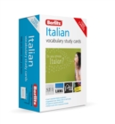 Berlitz Italian Study Cards (Language Flash Cards) - Book