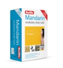 Berlitz Mandarin Study Cards (Language Flash Cards) - Book