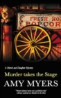 Murder Takes the Stage - eBook