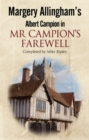 Mr Campion's Farewell : The return of Albert Campion completed by Mike Ripley - eBook