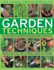 Visual Encyclopedia of Garden Techniques - Book