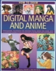 How to Draw Digital Manga and Anime - Book