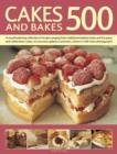 Cakes and Bakes 500 - Book