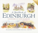 A Sketchbook of Edinburgh - Book