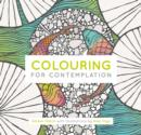 Colouring for Contemplation - Book