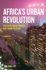 Africa's Urban Revolution - Book