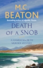 Death of a Snob - eBook