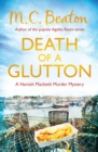 Death of a Glutton - eBook