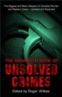 The Mammoth Book of Unsolved Crimes - eBook