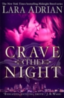 Crave The Night - Book