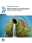 Water Quality and Agriculture - eBook