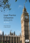 Legal Practice Companion 2014/15 - Book