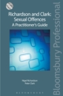 Richardson and Clark: Sexual Offences A Practitioner's Guide - eBook