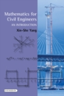 Mathematics for Civil Engineers : An Introduction - eBook