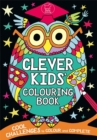Clever Kids' Colouring Book - Book