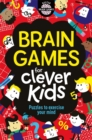 Brain Games For Clever Kids - Book