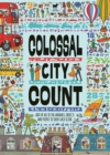 Colossal City Count : Add Up All of the Animals, Objects and People to Solve Each Scene - Book