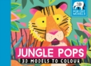 Jungle Pops : 3D Models to Colour - Book