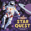 Puzzle Masters: Star Quest : Extreme Puzzle Challenges for Clever Kids - Book