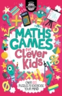 Maths Games for Clever Kids (R) - Book