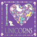 I Heart Unicorns - Book