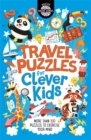 Travel Puzzles for Clever Kids - Book
