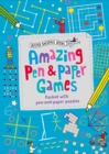 Amazing Pen & Paper Games : Packed with pen-and-paper puzzles - Book