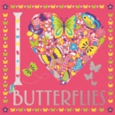 I Heart Butterflies - Book