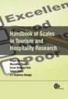 Handbook of Scales in Tourism and Hospitality Research - Book
