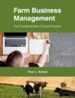 Farm Business Management : The Fundamentals of Good Practice - Book