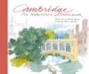 Cambridge: The Watercolour Sketchbook - Book