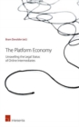 The Platform Economy : Unravelling the Legal Status of Online Intermediaries - Book