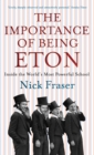 The Importance of Being Eton - eBook