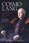 Cosmo Lang : Archbishop in War and Crisis - Book