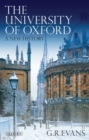 The University of Oxford : A New History - Book