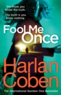 Fool Me Once : From the international #1 bestselling author - Book