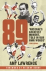 89 : Inside Arsenal's 1988/89 Season - Book