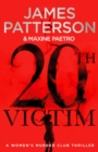 20th Victim : Three cities. Three bullets. Three murders. (Women's Murder Club 20) - Book
