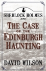Sherlock Holmes and the Case of the Edinburgh Haunting - Book