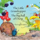 Story Time for Kids with NLP by the English Sisters: The Little Grasshopper and the Big Ball of Dung - Book