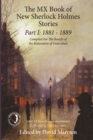 The MX Book of New Sherlock Holmes Stories Part I : 1881 to 1889 - eBook
