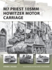 M7 Priest 105mm Howitzer Motor Carriage - Book