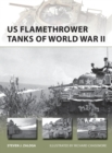US Flamethrower Tanks of World War II - Book