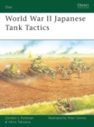 World War II Japanese Tank Tactics - eBook