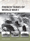French Tanks of World War I - eBook