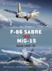 F-86 Sabre vs MiG-15 : Korea 1950 53 - eBook